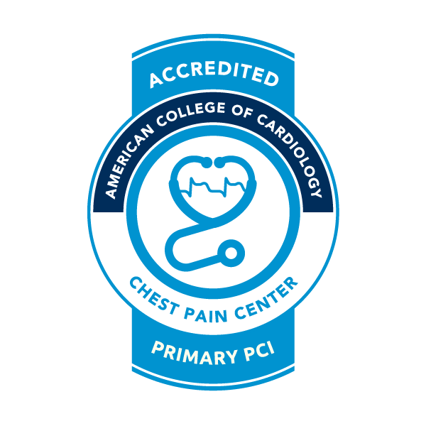 American College of Cardiology accredited logo