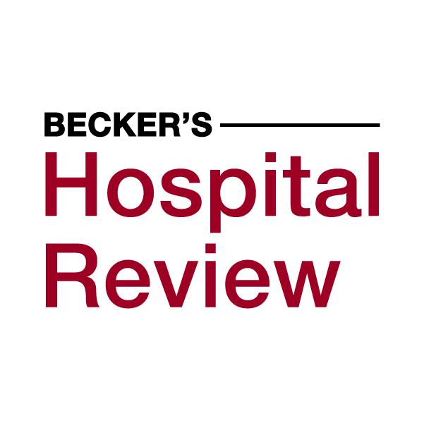 Becker's Hospital Review award logo