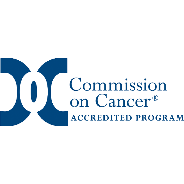 American College of Surgeons Comisson on Cancer certificate logo