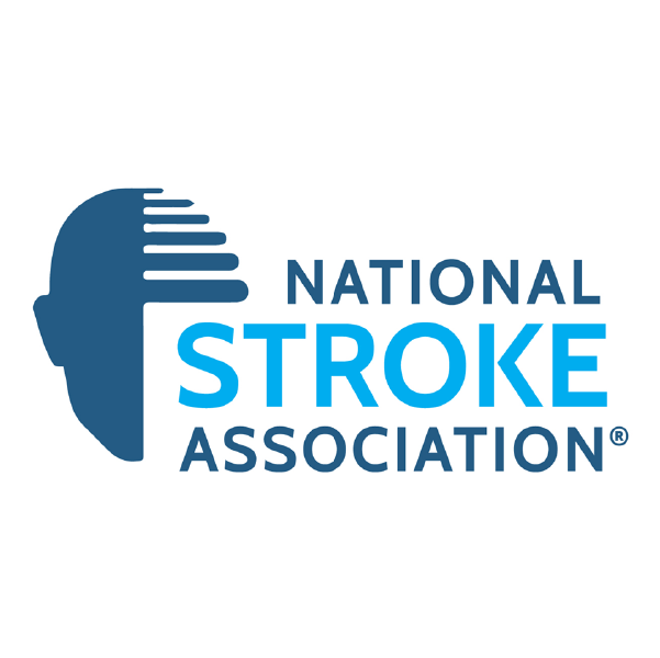 National Stroke Association certificate logo