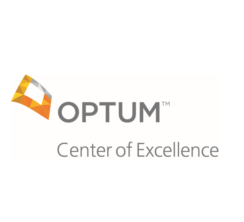 Optum Center of Excellence logo